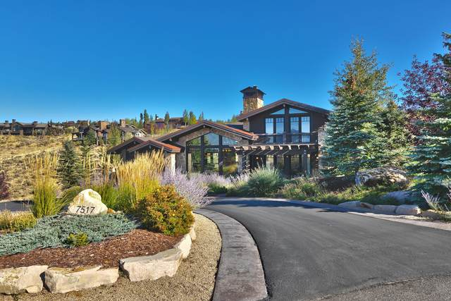 7517 Fiddlers Hollow, Park City, UT 84098 (MLS #12003685) :: High Country Properties