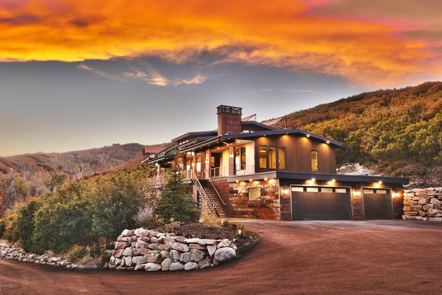 9416 N Kimball Canyon Road, Park City, UT 84098 (MLS #12003694) :: High Country Properties