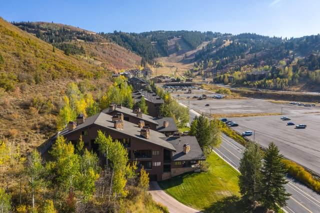 2700 E Deer Valley Drive B206, Park City, UT 84060 (MLS #12003696) :: High Country Properties