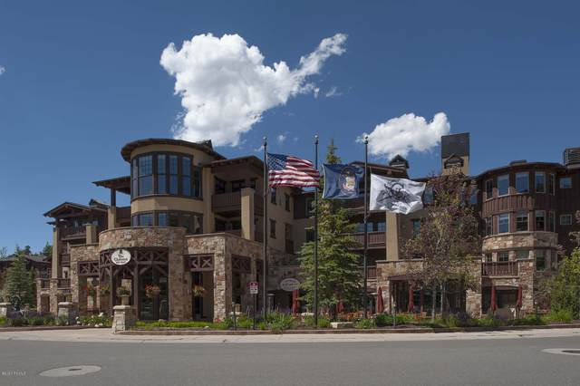 7815 Royal Street B270, Park City, UT 84060 (MLS #12003702) :: Park City Property Group