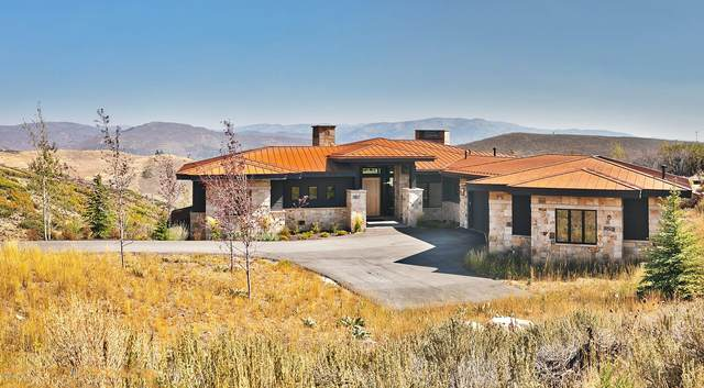 7850 N Sunrise Loop, Park City, UT 84098 (MLS #12003706) :: High Country Properties