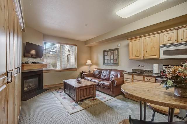 2653 Canyons Resort Drive #133, Park City, UT 84098 (MLS #12003709) :: High Country Properties