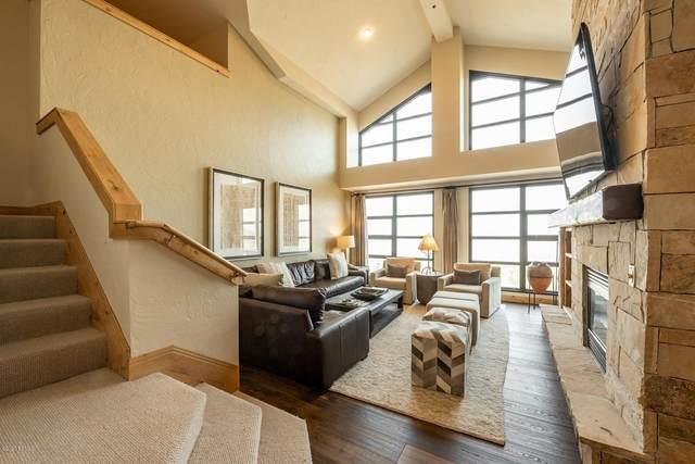 3855 Grand Summit Drive 701 Q3, Park City, UT 84068 (MLS #12003716) :: High Country Properties