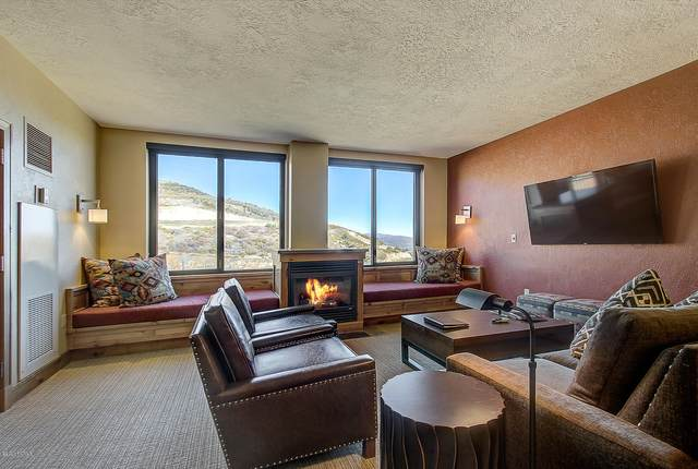 3855 Grand Summit Drive 463 Q2, Park City, UT 84098 (MLS #12003738) :: High Country Properties