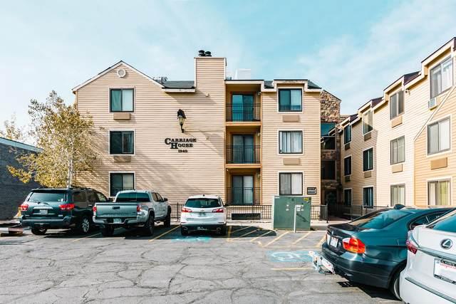 1940 Prospector Avenue #113, Park City, UT 84060 (MLS #12003742) :: Lookout Real Estate Group