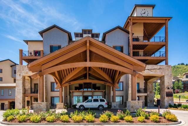 2653 Canyons Resort Drive #212, Park City, UT 84098 (MLS #12003749) :: Lawson Real Estate Team - Engel & Völkers
