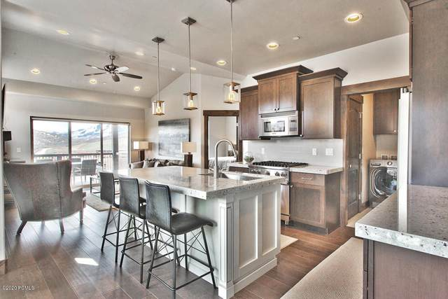 14482 N Buck Horn Trail 50A, Heber City, UT 84032 (MLS #12003756) :: Park City Property Group