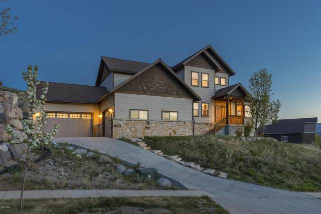 1890 N Callaway Drive, Heber City, UT 84032 (MLS #12003762) :: High Country Properties