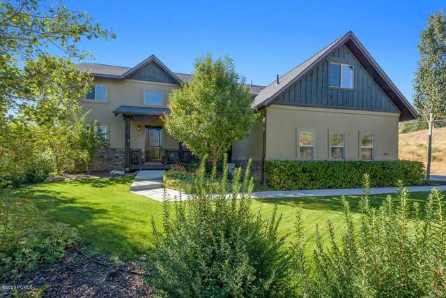 1751 Walker Court, Park City, UT 84098 (MLS #12003782) :: Lookout Real Estate Group