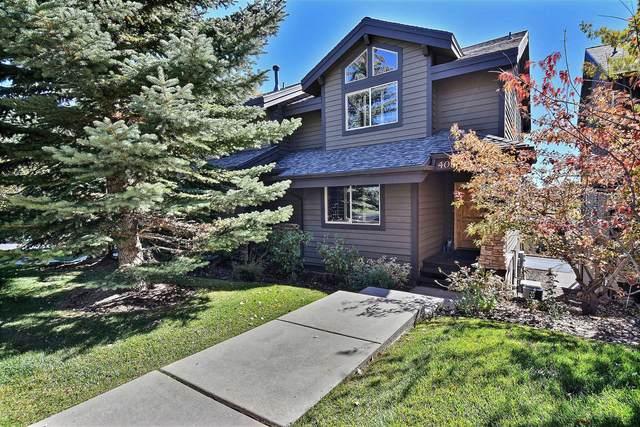 4085 Saddleback Road C-6, Park City, UT 84098 (MLS #12003784) :: High Country Properties