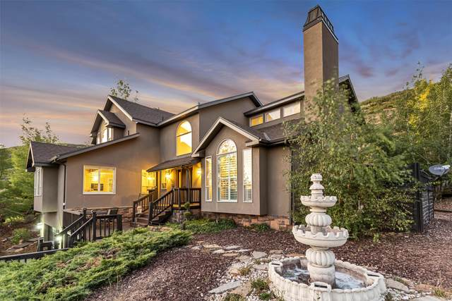 2422 Daybreaker Drive, Park City, UT 84098 (MLS #12003789) :: Park City Property Group