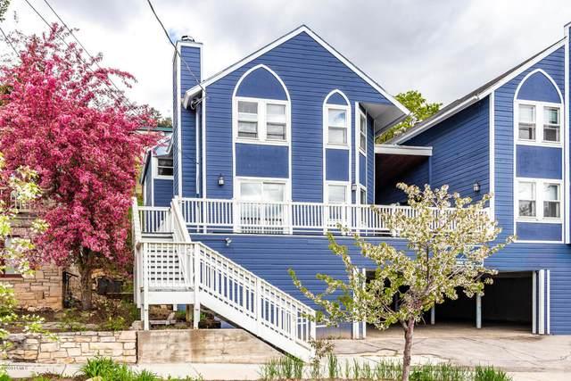 441 Park Avenue #3, Park City, UT 84060 (MLS #12003803) :: Park City Property Group