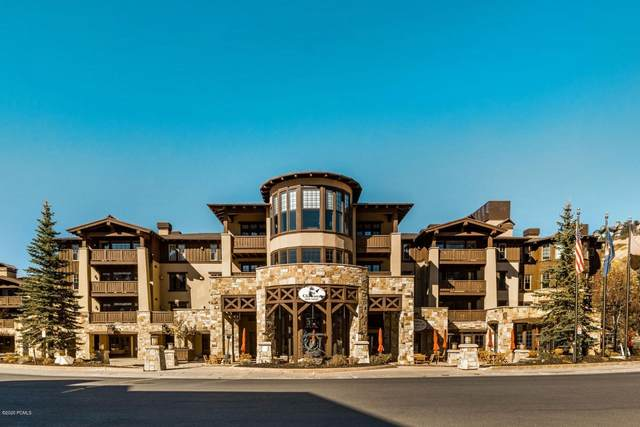 7815 Royal Street A223, Park City, UT 84060 (MLS #12003804) :: Lookout Real Estate Group