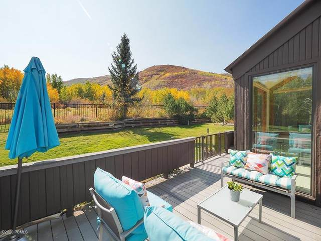 1521 Three Kings Drive #47, Park City, UT 84060 (MLS #12003806) :: High Country Properties