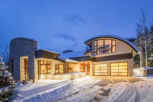 1347 Golden Way, Park City, UT 84060 (MLS #12003816) :: Lawson Real Estate Team - Engel & Völkers