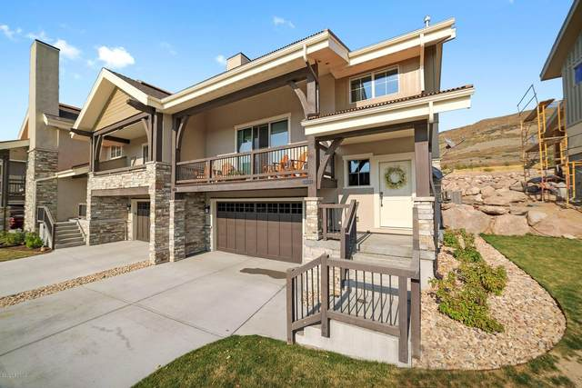 532 W Heritage Way 22 A, Heber City, UT 84032 (MLS #12003819) :: Park City Property Group