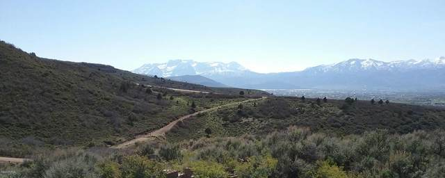 7338 E Oakview Drive, Heber City, UT 84032 (MLS #12003830) :: Park City Property Group