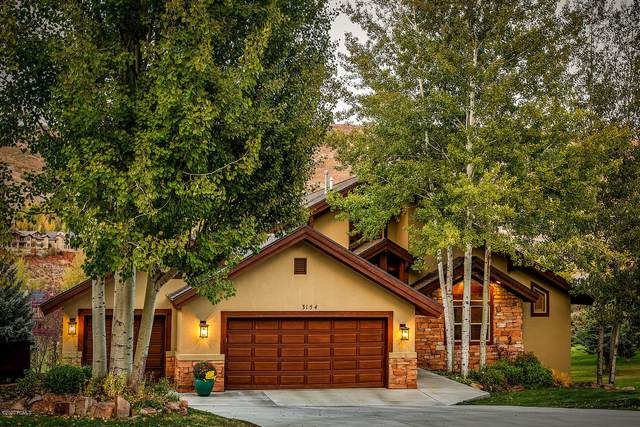 3154 Homestead Road, Park City, UT 84098 (MLS #12003857) :: Lookout Real Estate Group