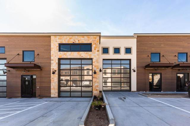 4554 N Forestdale Drive F-37, Park City, UT 84098 (MLS #12003869) :: Lookout Real Estate Group
