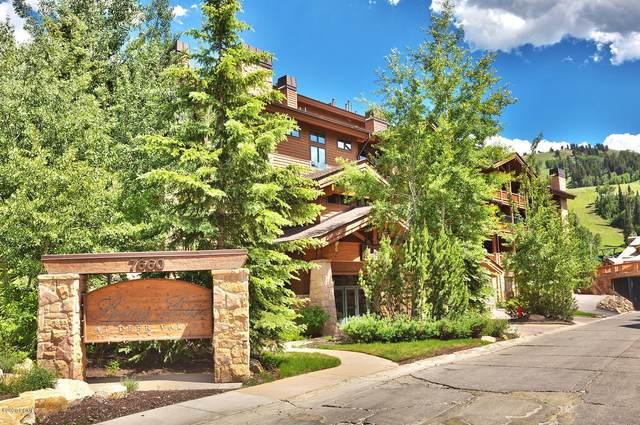 7660 Royal Street #14, Park City, UT 84060 (MLS #12003883) :: Lookout Real Estate Group