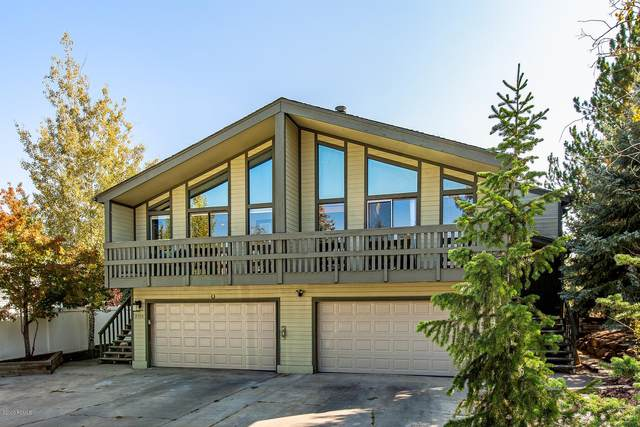 2168 Monarch Drive, Park City, UT 84060 (MLS #12003886) :: Park City Property Group