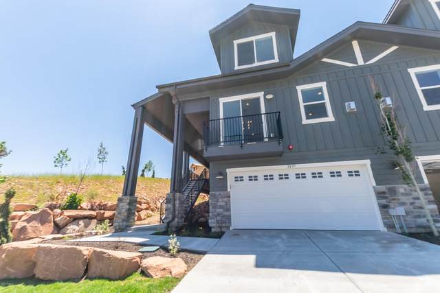 3335 Santa Fe Road, Park City, UT 84098 (MLS #12003899) :: High Country Properties