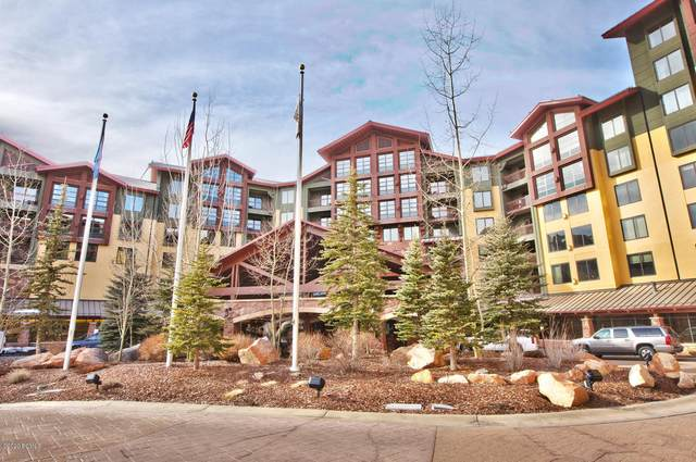3855 Grand Summit Drive 133, 135, 137 Q, Park City, UT 84098 (#12003905) :: Red Sign Team