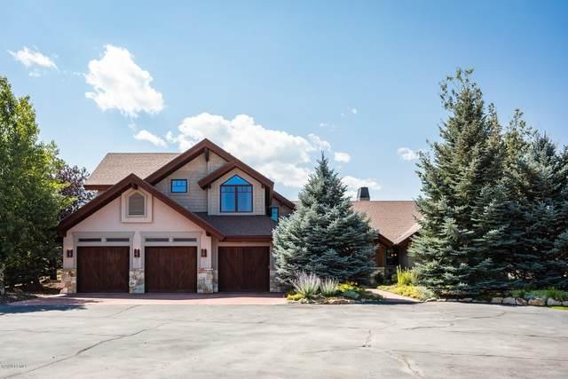 431 Shepherd Way, Park City, UT 84098 (MLS #12003922) :: High Country Properties