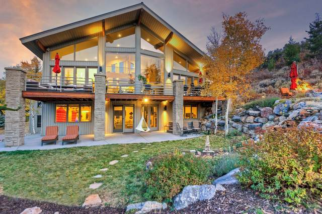 7743 Buckboard Circle, Park City, UT 84098 (MLS #12003928) :: Lookout Real Estate Group