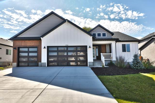 351 W 500 North, Heber City, UT 84032 (MLS #12003929) :: Lookout Real Estate Group