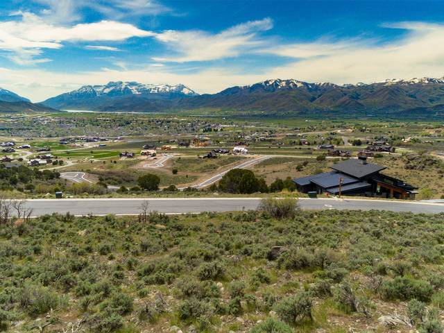 1322 N Explorer Peak Drive, Heber City, UT 84032 (MLS #12003935) :: Lookout Real Estate Group