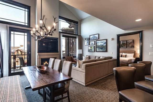2100 W Frostwood Boulevard #7117, Park City, UT 84098 (MLS #12003959) :: High Country Properties