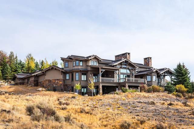 3174 Blue Sage Trail, Park City, UT 84098 (MLS #12003967) :: Lookout Real Estate Group
