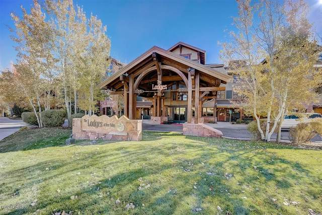 2900 E Deer Valley Drive #3301, Park City, UT 84060 (MLS #12003976) :: High Country Properties