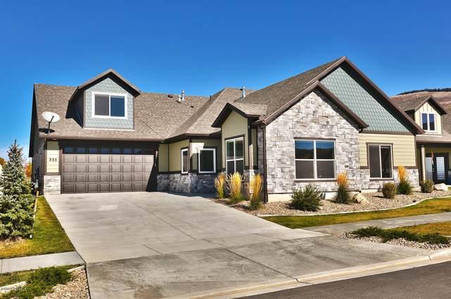 335 E 400 South #6, Kamas, UT 84036 (MLS #12003982) :: Park City Property Group