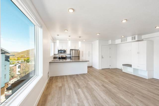 1293 Lowell Avenue A403, Park City, UT 84060 (MLS #12004011) :: Lawson Real Estate Team - Engel & Völkers