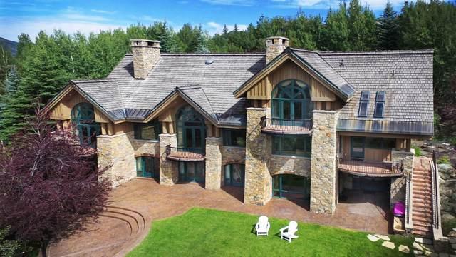 3562 Oakwood Drive, Park City, UT 84060 (MLS #12004026) :: High Country Properties