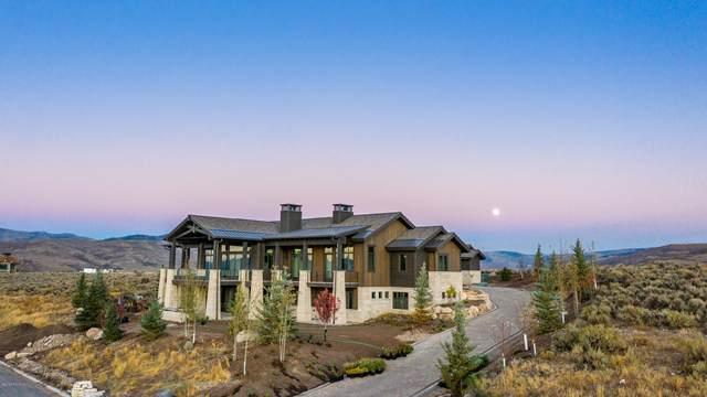 7672 E Moon Dance Circle, Kamas, UT 84036 (MLS #12004042) :: Park City Property Group