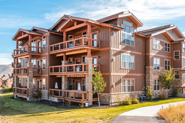 1289 Deer Park Circle #203, Heber City, UT 84032 (MLS #12004049) :: High Country Properties