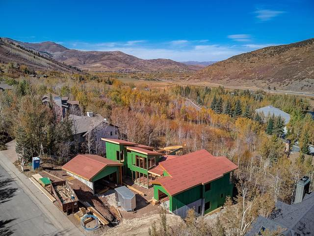 2535 Aspen Springs Drive, Park City, UT 84060 (MLS #12004058) :: Lookout Real Estate Group