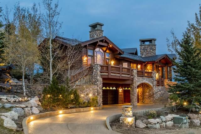 9968 Summit View Drive, Heber City, UT 84032 (MLS #12004079) :: High Country Properties