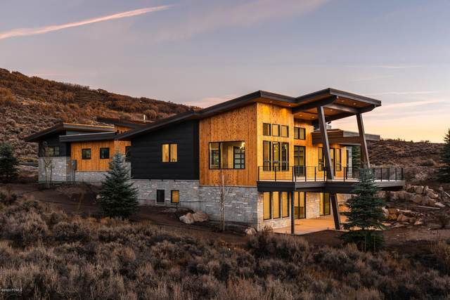 1133 Canyon Gate Road, Park City, UT 84098 (MLS #12004091) :: High Country Properties