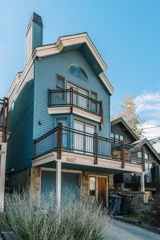 1007 Empire Avenue, Park City, UT 84060 (MLS #12004096) :: High Country Properties