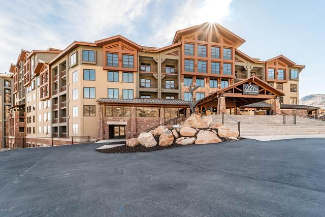 3855 Grand Summit Drive 343 Q4, Park City, UT 84098 (#12004114) :: Red Sign Team