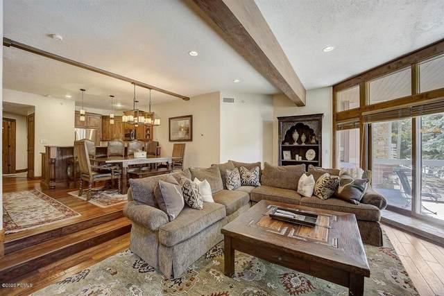 2470 E Deer Valley B-12 Drive, Park City, UT 84060 (MLS #12004122) :: High Country Properties