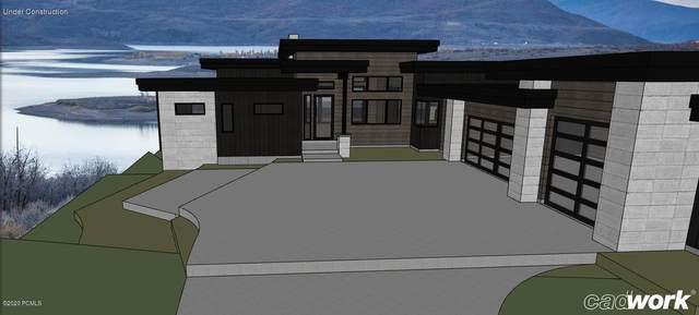 1266 E Skyridge Drive, Heber City, UT 84032 (MLS #12004126) :: Lookout Real Estate Group
