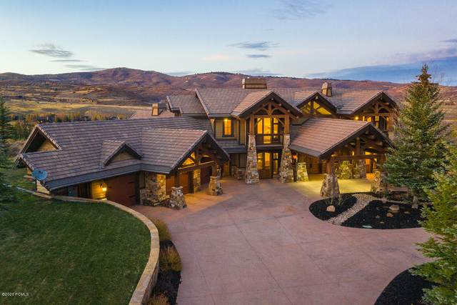 795 Hollyhock Street, Park City, UT 84098 (MLS #12004142) :: Park City Property Group