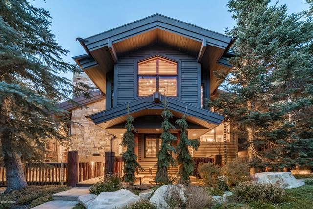 8165 Royal St E #15, Park City, UT 84060 (MLS #12004144) :: Park City Property Group