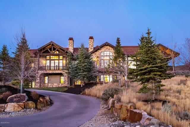 6262 Dakota Trail, Park City, UT 84098 (MLS #12004149) :: Park City Property Group