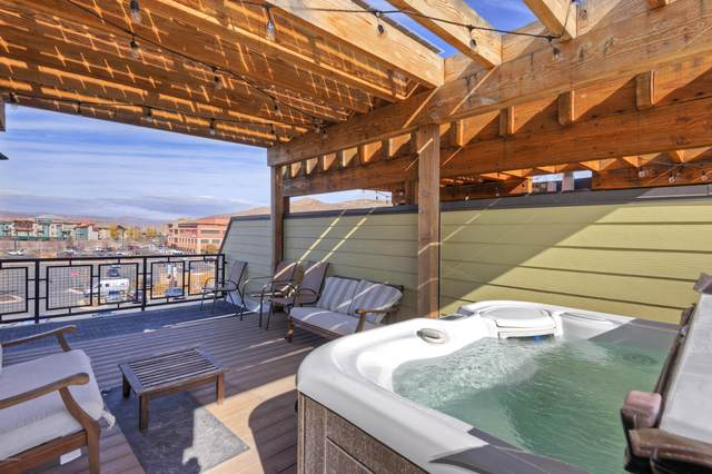 1370 Center Drive #13, Park City, UT 84098 (MLS #12004156) :: Lawson Real Estate Team - Engel & Völkers